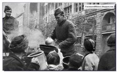 Berlin women were at the mercy of the Soviet soldiers for food in 1945