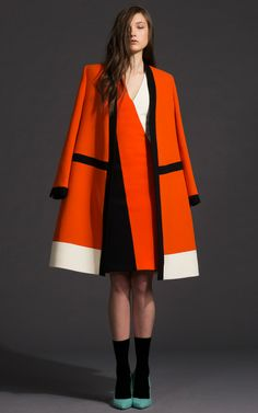 Fausto Puglisi Pre-Fall 2014 Trunkshow Look 6 on Moda Operandi