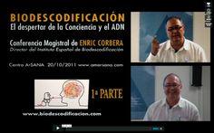 El despertar de la Conciencia y el ADN. Enric Corbera 1ª Parte de 2 | La Caja de Pandora - Medio de información Integrativo para la evolución humana - Barcelona