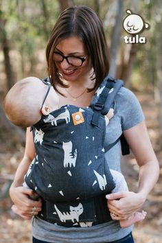 TULA Baby Carriers | Toddler Carriers — Half Toddler WC Carrier - Koneko Luna + Artemis