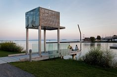 Prince Arthurs Landing / Thunder Bay Waterfront by Brook McIlroy