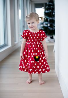 Mickey Mouse Dress 24 months  4t by Nannabells on Etsy, $45.00