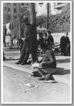 Vida cotidiana de las mujeres y hombres resistentes en el Madrid bajo el fuego fascista. . TODOS LOS ROSTROS: 03-abr-2015