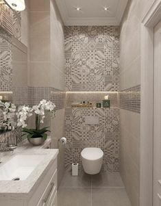 55 Fresh Small Master Bathroom Remodel Ideas And Design - - Kochen - Badezimmer ideen Bad Inspiration, Bathroom Inspiration, Bathroom Ideas, Bathroom Remodeling, Remodeling Ideas, Cloakroom Ideas, Bathroom Makeovers, House Remodeling, Budget Bathroom