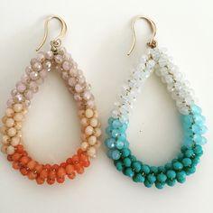 Love them hele leuke Inspired By oorbellen. Ze staan op de webshop www.lovablebeast.nk