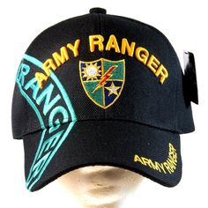 44217056495 Embroidered U.S. Army Veteran Marine Navy Air Force Military U.S. Warriors Baseball  Cap Hat (ARMY