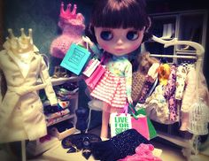 Shopping Blythe by My Delicious Bliss