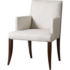 Baker furniture vienna upholstered side chair 9148 for Affordable furniture in baker