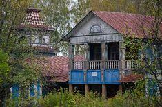 Дача Шаляпина и Красное на Волге-Shalyapin's dacha in city Ples on Volga