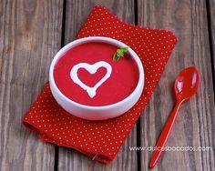 Raspberries Soup