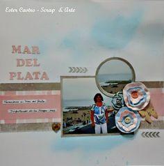 "Scrap & Arte Caso #208 2mar del Plata"" Tutorial"