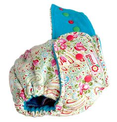 June One-Size Fitted Diaper by thegoodmama.com, via Flickr