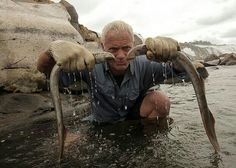 Jeremy Wade: River Monsters!