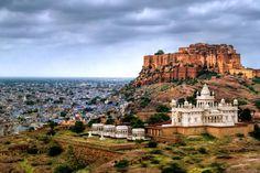 Visit Jodhpur (Blue City), India - TripBucket