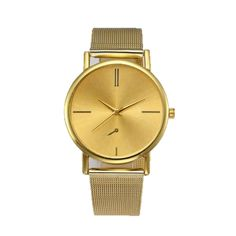 malloom gold watch women luxury brand new Stainless Steel Dial metal band Wrist watch women bracelet luxury Relojes mujer Retro Watches, Fine Watches, Women's Watches, Classic Gold, Classic Style Women, Gold Watches Women, Ladies Dress Watches, Simple Watches, Leather Watch Bands