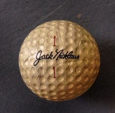 Such an awesome golf ball.
