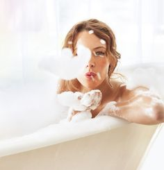 Bubble bath fun <3 #BBWHappy