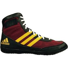 The adidas Mat Wizard were designed with help from David Taylor himself and with it combines, performance, comfort and style. This wrestling shoe can be seen at top high school and college tournaments