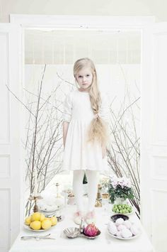 Hebe kids fashion from Latvia with a mystical aura for fall 2014