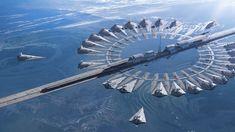 Star Destroyer docking facility, #StarWars