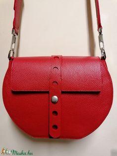 Piros kör táska (fgabor1) - Meska.hu Shoulder Bag, Bags, Handbags, Shoulder Bags, Bag, Totes, Hand Bags