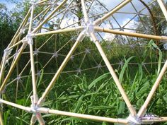 SimplyDifferently.org: Geodesic Dome Diary