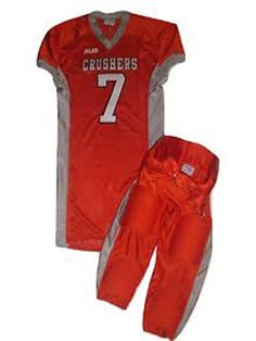 805a0d016f9 custom football uniforms are built with high quality fabric that simply  feels and fits better than