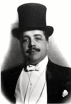 Sergei Pavlovich Diaghilev (1872–1929) Russian art critic, patron, ballet impresario & founder of the Ballets Russes, from which many famous dancers & choreographers would arise. Sergei Diaghilev was born to a wealthy & cultured family...the family's money came mainly from vodka distilleries. The Ballet Russes included the best young Russian dancers, among them Anna Pavlova, Adolph Bolm, & Vaslav Nijinsky, & their first night on 19 May 1909 was a sensation.