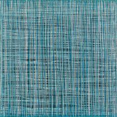 Mika Natri: Limbus I, 2016, akryyli kankaalle, 170x170 cm