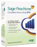 Sage Peachtree Complete Accounting 2012 can help you be more productive with robust core accounting and advanced features like job costing, in-depth inventory capabilities, simplified dashboards, and the automation of key tasks including purchasing and shipping. Based on real, double-entry accounting principles, it helps reduce errors and deter fraud with screen-level security and a clear audit trail. On sale for $99.99