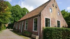 Baflo Netherlands, Dutch, Cabin, Mansions, History, House Styles, Pictures, Home Decor, The Nederlands