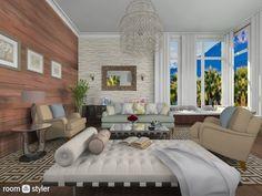 Roomstyler.com - living room