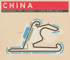 Shanghai International Circuit, China - #SMDriver #F1