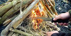 Beim Wildnis Survival Wochenende Bergkirchen werden Sie eine Nacht im Outdoor Lager verbringen. Tagsüber stehen viele Aufgaben an.