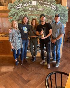 Finally got to visit my favorite whiskey distillery in Kentucky today. is helping to plant trees this year. Grab an AE… Jensen Ackles, Daneel Ackles, Dean Winchester, Whiskey Distillery, Supernatural Fandom, Celebs, Celebrities, Popular Culture, Kentucky