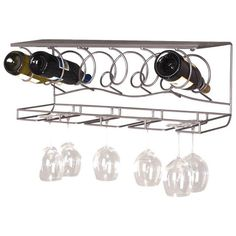I pinned this Ariza Wine Rack from the Clean Kitchen event at Joss and Main! $30