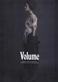 Jalouse Magazine loves the cotton gauze jacket POLKA