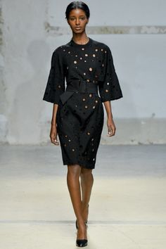 Sfilata Damir Doma Paris - Collezioni Primavera Estate 2014 - Vogue