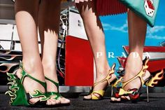 prada summer women shoes collection 2012:))  look interesting