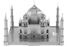 Metal Earth Iconx Taj Mahal Model