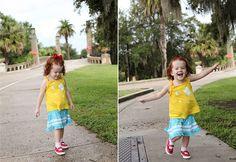 Child Photography, ©Misty Exnicios