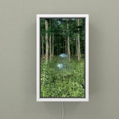 a silent led screen #art