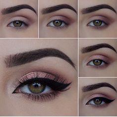 sexy eye makeup - Sexy Augen Make-up – Lidschatten sexy eye makeup – eyeshadow # - Sexy Eye Makeup, Eyeshadow Makeup, Hair Makeup, Mauve Makeup, Pink Eyeshadow, Eyeshadow Palette, Colorful Eyeshadow, Mac Eyeshadow Looks, Beauty Makeup