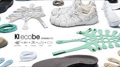 KI ecobe - Customize your footwear to your life.
