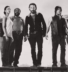 The Walking Dead, S5