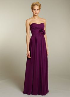I am loving plum for weddings right now! And it works for so many seasons. Just vary the styling and flowers!