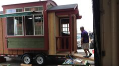 Thinking big about a tiny house