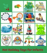 Hot Holiday Toys for Infants for 2013