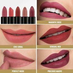 Batom Eudora Lip Deluxe MÁXIMA COR FPS 15 Soft Mate - encontre na #natimusbeauty - www.natimusbeauty.com.br