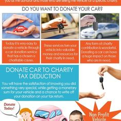 Visit this site http://donateyourcaragency.com/donate-your-car/ for more information on Donate Your Car For Cash.